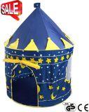 도매 대중적인 Foldable 아이 천막 Castle Tent 옥외 전망대 야영 천막 공주