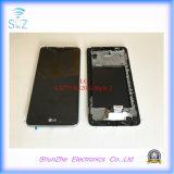Экран касания LCD передвижного франтовского сотового телефона первоначально на Stylus 2 Ls775 K520 LG