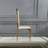 К середине века из нержавеющей стали высокие свадебные обеденный стул (ЛЕВЫЙ-605Y)