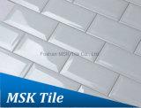 mattonelle di ceramica bianche della parete del sottopassaggio 76X152