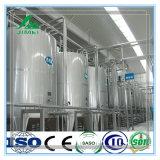 Terminar la cadena de producción de la leche líquida maquinaria