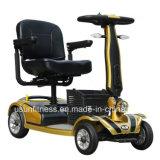 Дешево 4 колеса с самоката удобоподвижности дороги электрического для инвалид