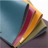 カー・シート、靴、家具Hw-6891のためのAnti-Abrasion Microfiber PUの革
