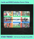 Kaarten in VIP Card met Embossment en Hico 2750OE Magnetic Strip