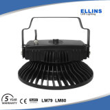 LED Industrial Lighting IP65 UFO LED High Bay Light 100W 130lm/W