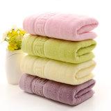Katoenen van het Huis van het hotel Gezicht/de Handdoek van de Hand