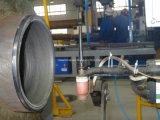 はさみ金が付いている625大口径の並べられた鋼管