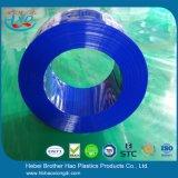 Rideau opaque en PVC bleu en rouleau