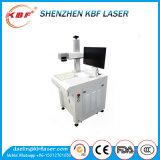 Prezzo della macchina della marcatura del laser della fibra dell'alluminio/zinco/ferro di Ipg 30W per il vetro del PVC di ceramica