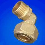 Gli accessori per tubi d'ottone fini di vendita