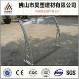 Tente directe de feuille de cavité de polycarbonate d'usine de la Chine pour des portes et Windows facile à installer