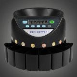 電気自動LED表示ユーロContadorは反対の選別機を鋳造する