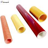 Tubo redondo de Pultruded de la fibra de vidrio