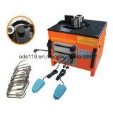 De ruimte Enige In werking gestelde Rebar van het Aluminium Buigmachine en Machine van de Gelijkrichter -Br-25/32/40W (a)