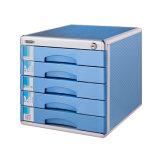 Шкаф хранения C8858 архива офиса ящиков металла 5 Lockable