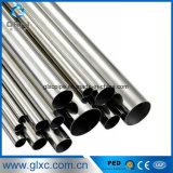 Beste Prijs 304 de Gelaste Buis van de Pijp van het Roestvrij staal Od66mm X Wt1.0mm