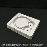 Opbrengst van China paste het Elektronische Verpakkende Dienblad van Clamshell van de Blaar van de Hoofdtelefoon aan