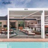 방수 알루미늄 수영풀 지붕에 의하여 자동화되는 Pergola 장비