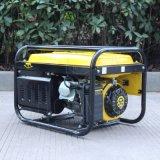 Bison (China) BS2500h 2kw 2kv Gerador Portátil 220V 60Hz AC Monofásico Pequeno Gasolina Silenciador Gerador para uso doméstico