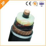 Deux coeurs de cuivre avec isolation XLPE Prix de câble