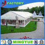 Tienda de ignifugación impermeable al aire libre grande y barata del PVC de Guangzhou del partido de la boda