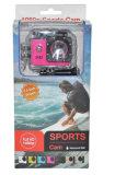 Volle HD 1080P Vorgangs-Kamera des Sport-DV Gc0308 2 Zoll LCD-Bildschirm 30m wasserdicht