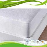 Cubierta de colchón impermeable adulta de Terry del algodón básico impermeable