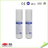 Fabricante cartucho de filtro de 5 PP de la pulgada