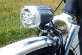 Bicicleta elétrica do lítio do Ce do uso da cidade