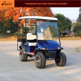 Carrinho de golfe elétrico de caça elétrico personalizado de 4 lugares Carro automotriz aprovado Ce