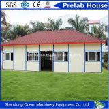 광부와 사무실을%s Domitory 가벼운 강철 구조물의 Prefabricated 강철 건물 모듈 조립식 집