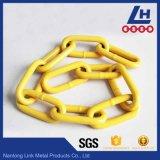 Lange Link-Kette des Plastiküberzug-legierten Stahl-G80