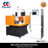 CNC ЧПУ деревообрабатывающие машина для резки бумаги Engraver маршрутизатора