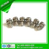 Vis de machine spéciale de vis de l'acier inoxydable les PSEM M4