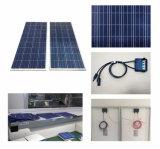 Panneau solaire solaire du module 200W de picovolte de haute performance poly pour le système à énergie solaire