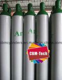 Válvula de cilindro de gás argônio Cga580