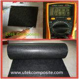 Weefsel het op hoge temperatuur van de Koolstof van de Weerstand 30GSM voor Electronductive FRP