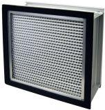 La purificación del aire de la eficacia alta Profundo-Plisa el filtro del panel