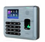 Terminal de comparecimento biométrico da impressão digital de Zk (TX628)