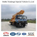 22m Dongfeng Alta Altitud Camión de Trabajo de Plataforma Aérea