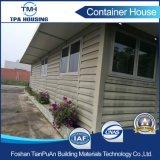 O poço decorou casa de campo pré-fabricada da casa do recipiente para unidade viva