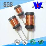 Induttore della bobina di bobina d'arresto di potere/induttore radiale Wirewound con RoHS