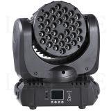 36X3w RGB Moving Head LED Feixe barato Luz DJ