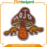 Cuatom Atacado Embroidery Badge for Clothing Label