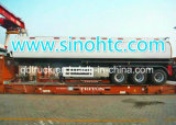 Camión de remolque de 35 000 litros de aluminio