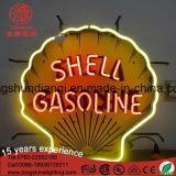 Preis-geöffnetes Shell-Neonzeichen-Flexlicht der Fabrik-24V für im Freiendekoration