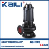 bomba sumergible de las aguas residuales Auto-stirring de 4 ' JYWQ con eficacia alta