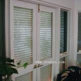 Gutes Aluminiumrollen-Blendenverschluss-Fenster