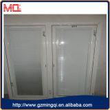 Finestra di alluminio dei ciechi di finestra di scivolamento
