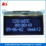 16*2 특성 긍정적인 LCD 이 모니터 모듈 전시